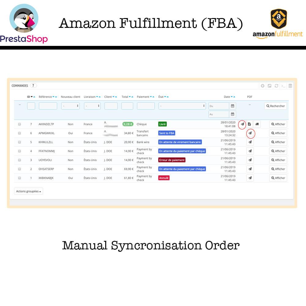 module - Marketplaces - Amazon Fulfillment (FBA) - 10