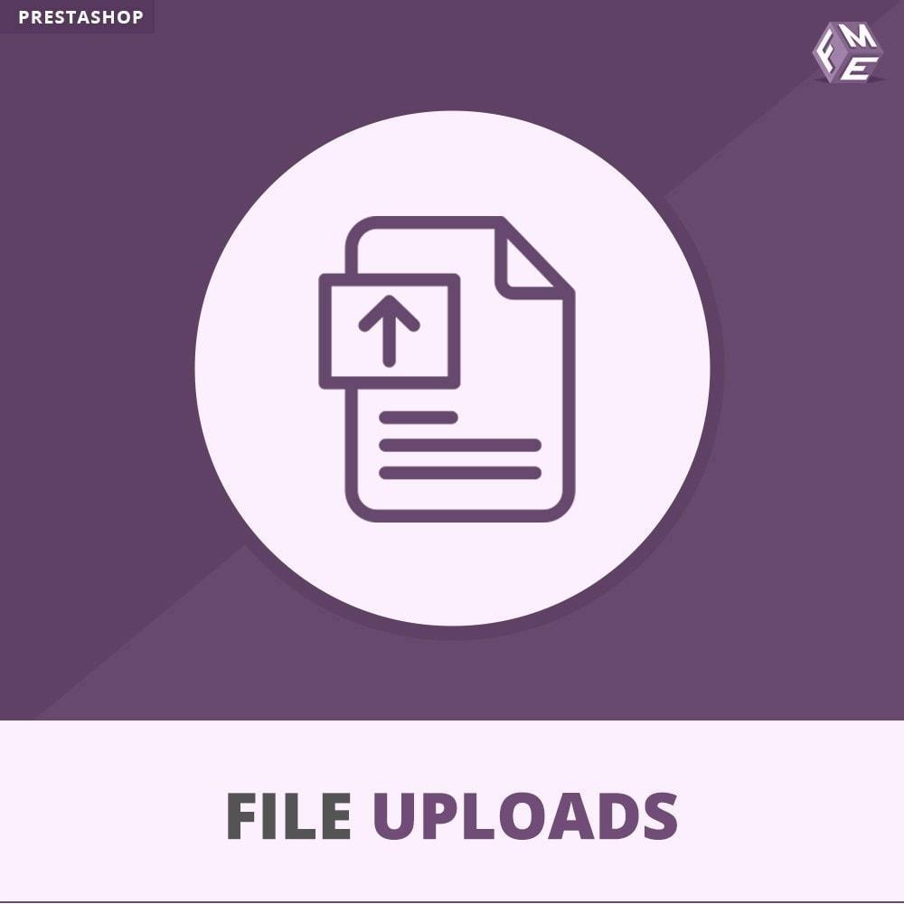 module - Altre informazioni & Product Tab - Caricamento File da Parte del Cliente - 1