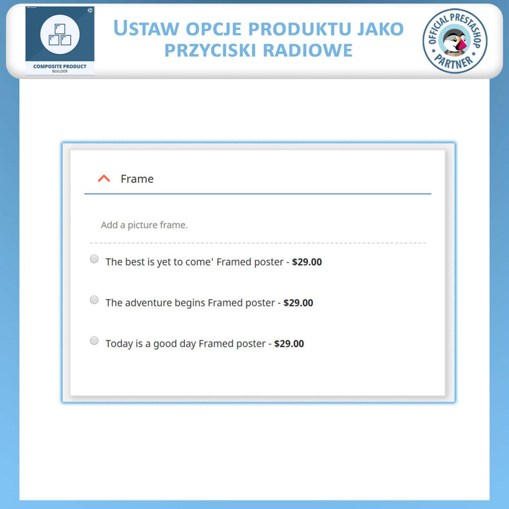 module - Sprzedaż krzyżowa & Pakiety produktów - Konstruktor Produktów Kompozytowych - 4