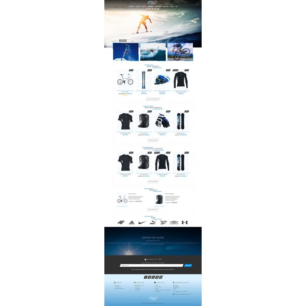theme - Sport, Loisirs & Voyage - Multi Sport - 2