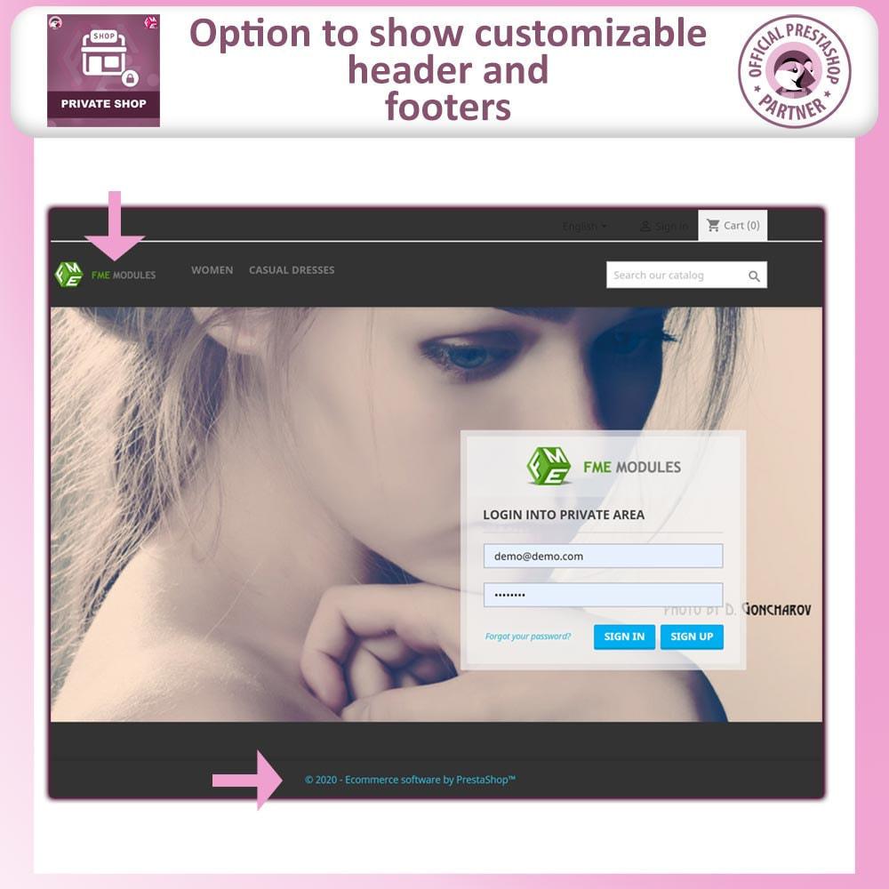 module - Vendas Privadas & Vendas Ultrarrápidas - Private Shop - Login to See Products / Store - 4