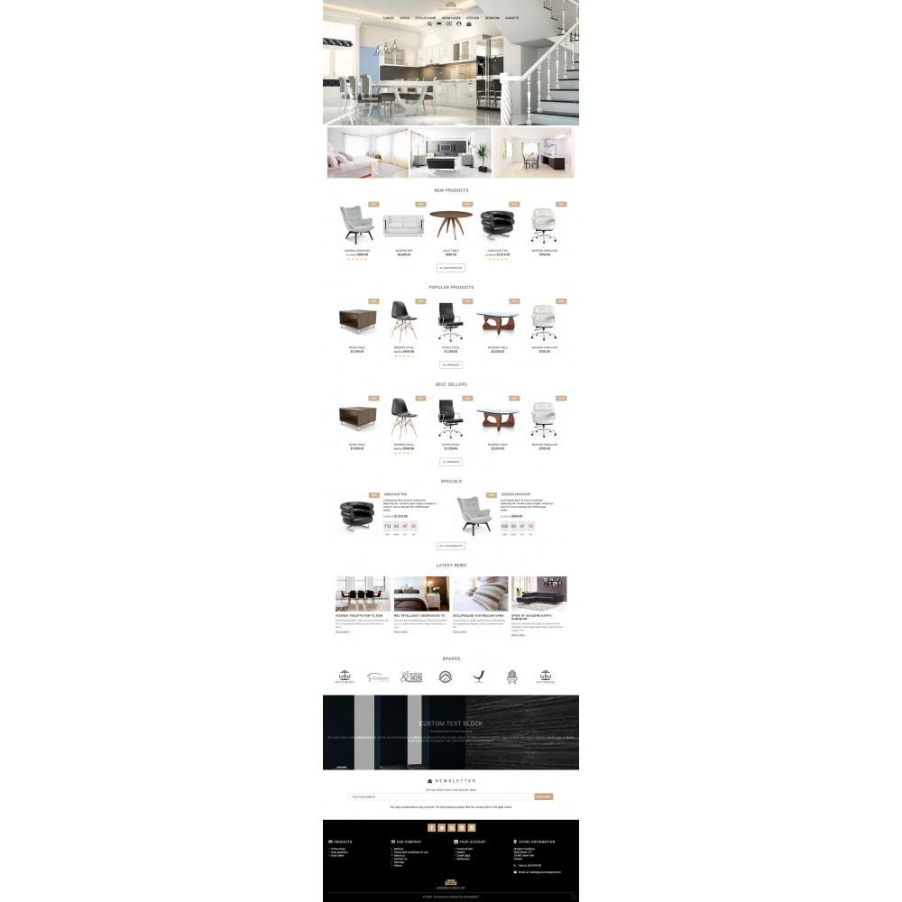 theme - Casa & Jardins - Modern Furniture - 2