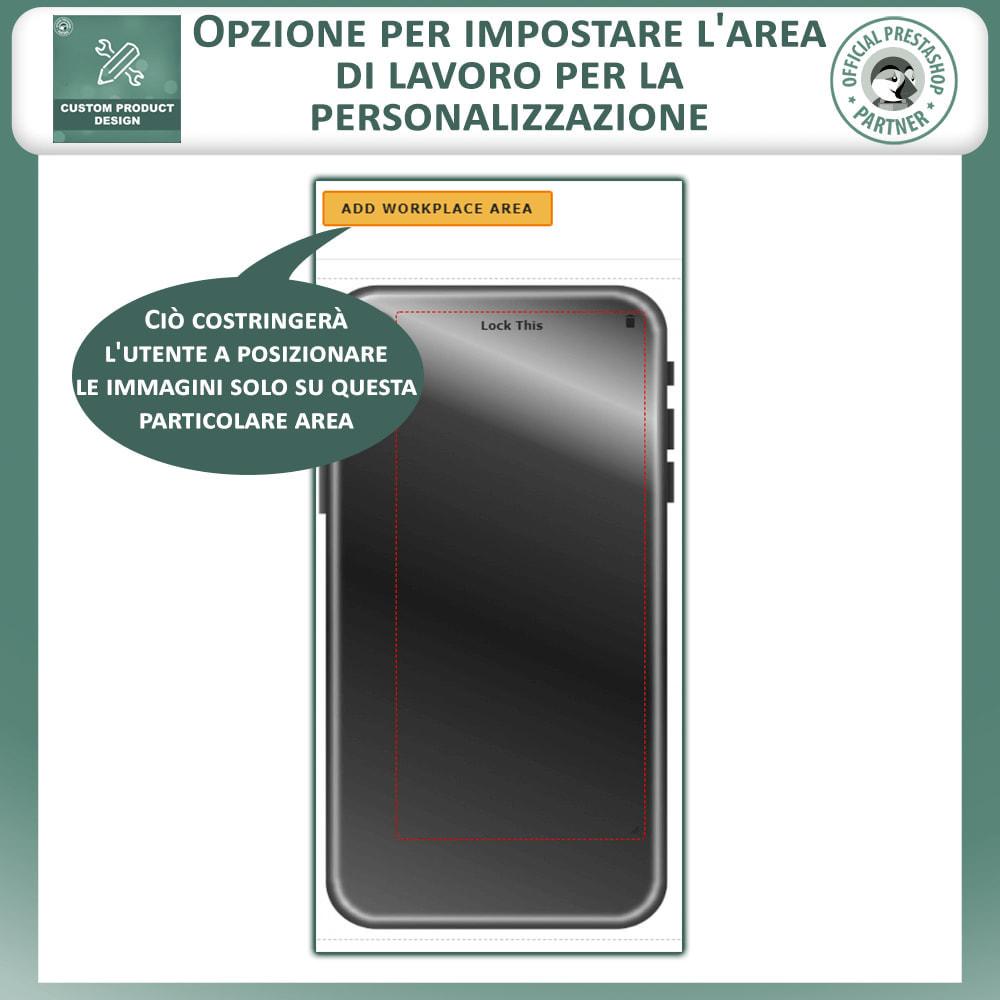 module - Combinazioni & Personalizzazione Prodotti - Designer Prodotto Personalizzato, Personalizza Prodotto - 17