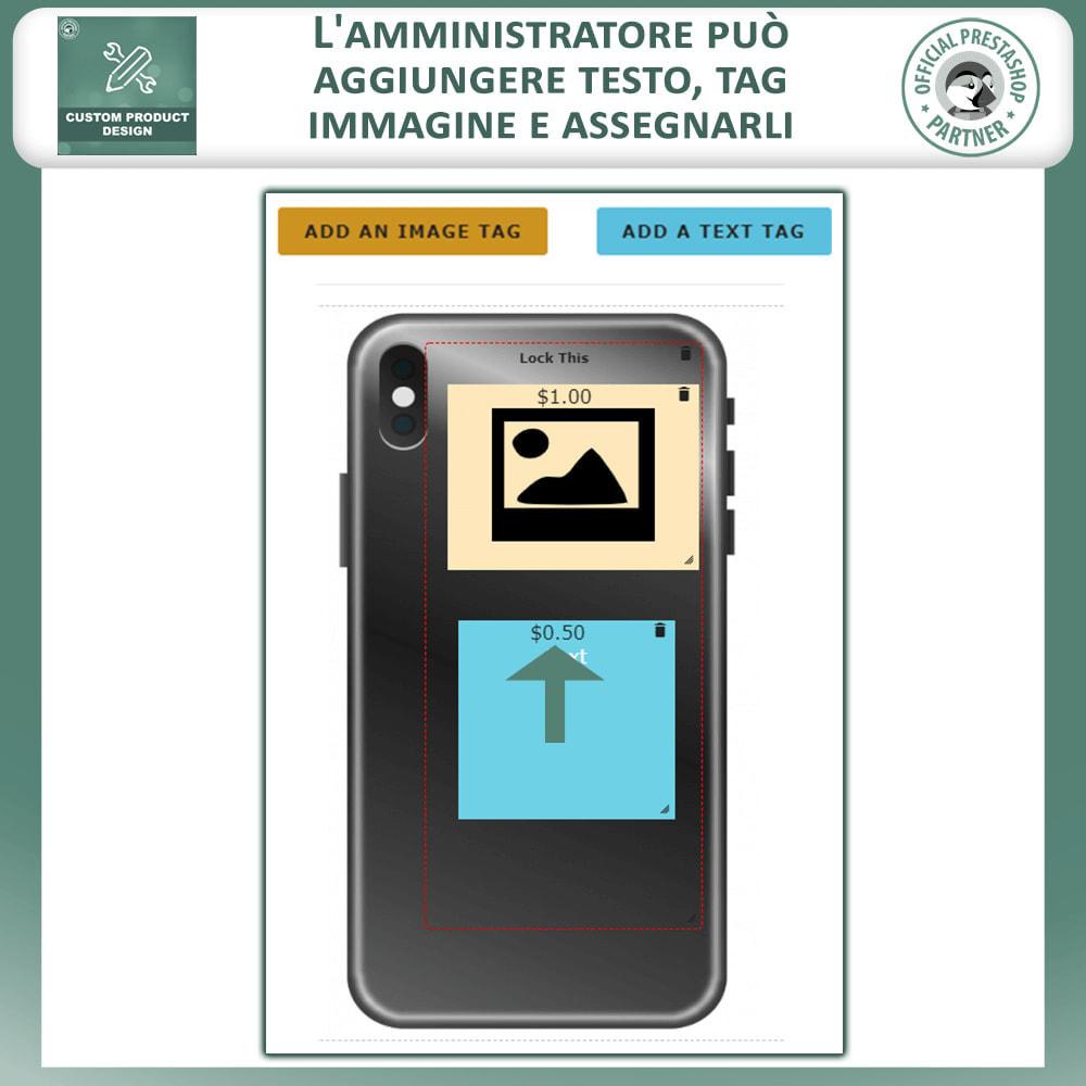 module - Combinazioni & Personalizzazione Prodotti - Designer Prodotto Personalizzato, Personalizza Prodotto - 18