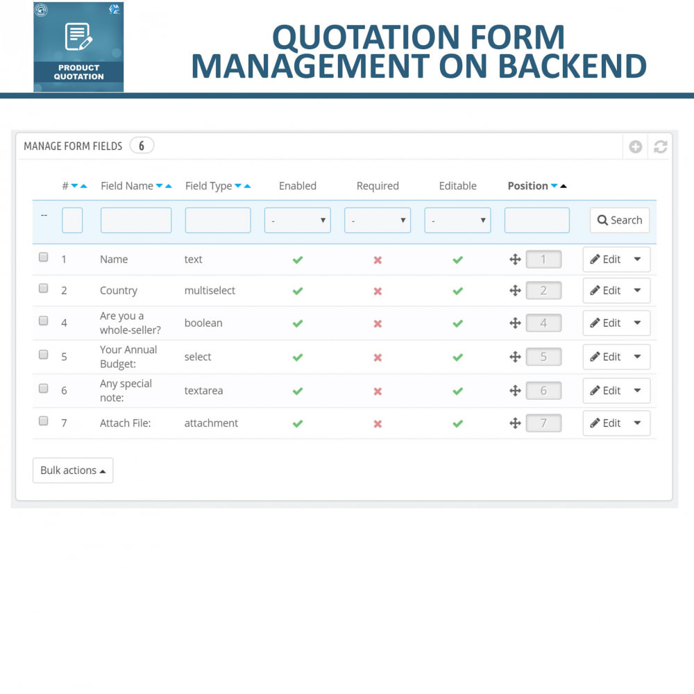 module - Quotes - Quotation - Allow Customer to Ask For Quote - 16