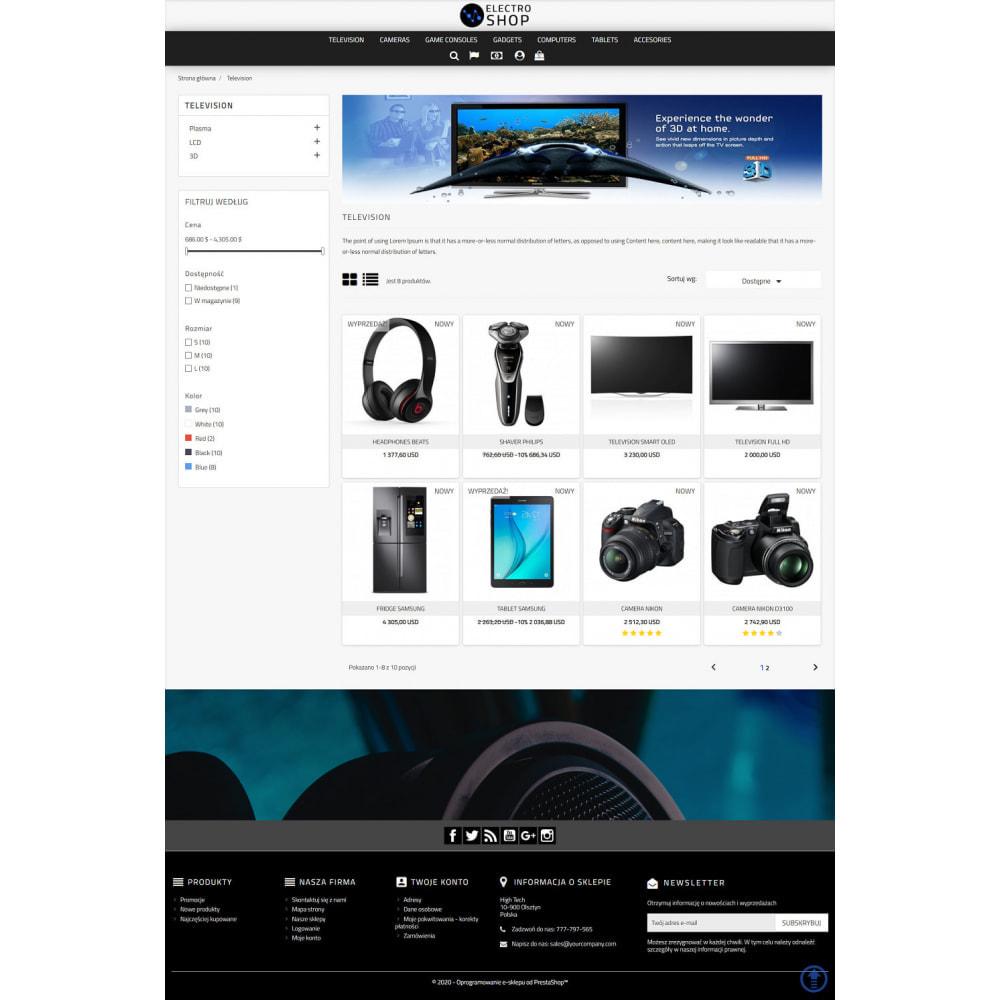 theme - Elektronika & High Tech - Electronic Shop - 5