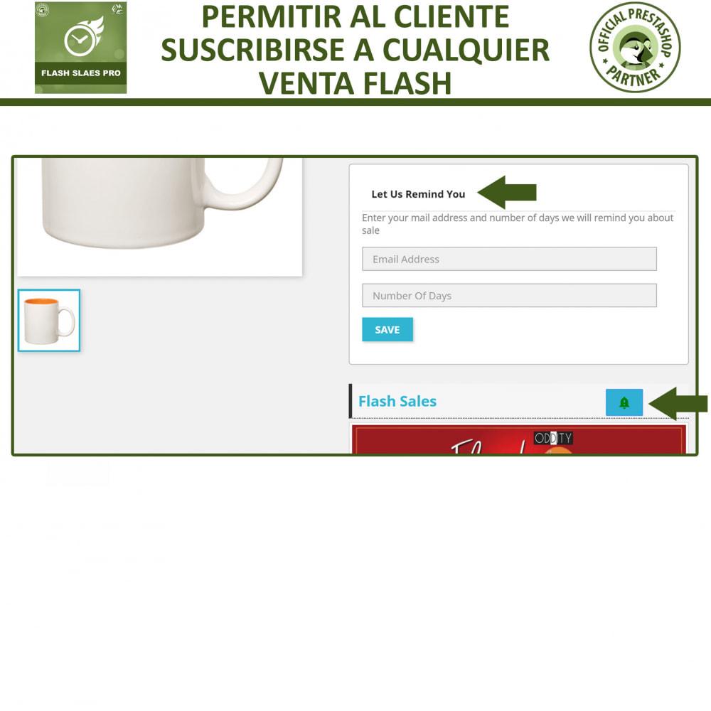 module - Ventas Privadas y Ventas Flash - Flash Sales Pro - Descuento con Cuenta Regresiva - 7