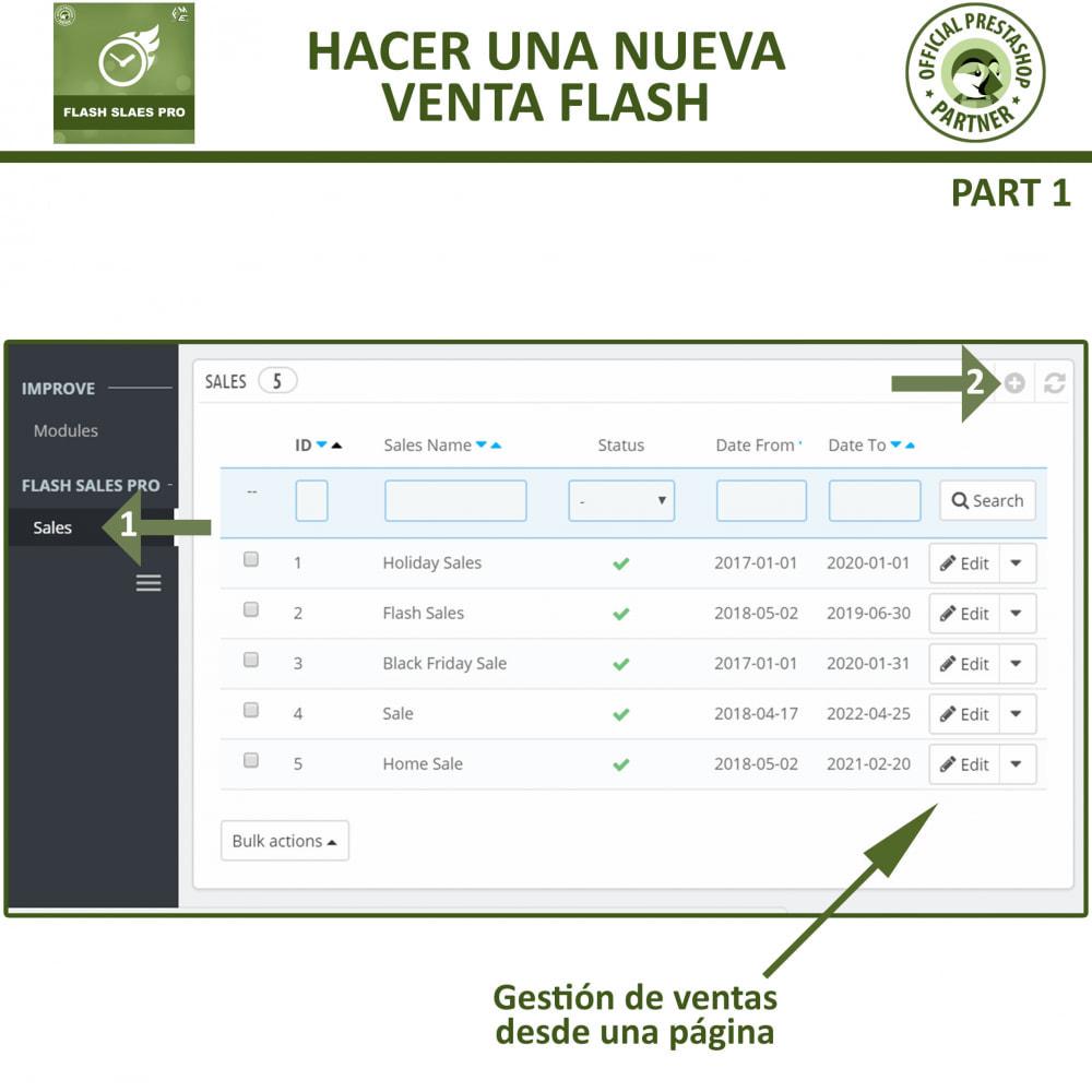 module - Ventas Privadas y Ventas Flash - Flash Sales Pro - Descuento con Cuenta Regresiva - 9