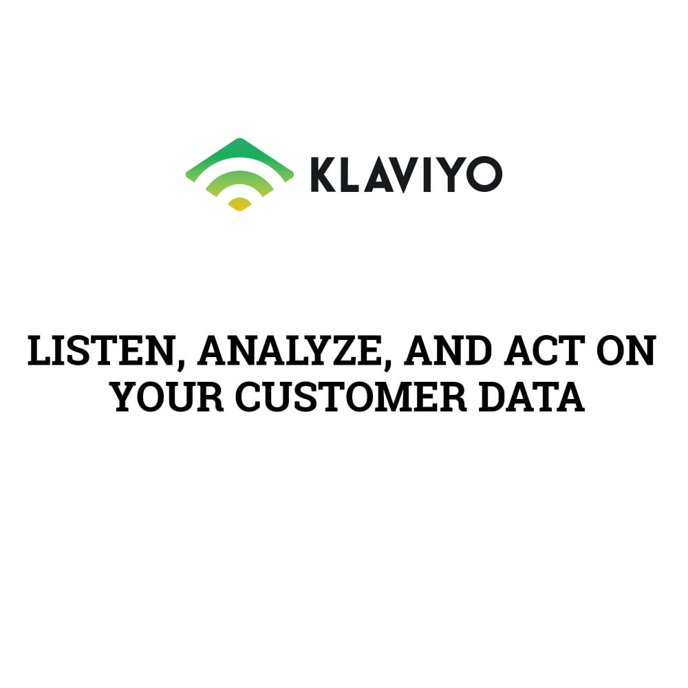 module - E-mails & Notifications - Klaviyo Integration Pro - 5