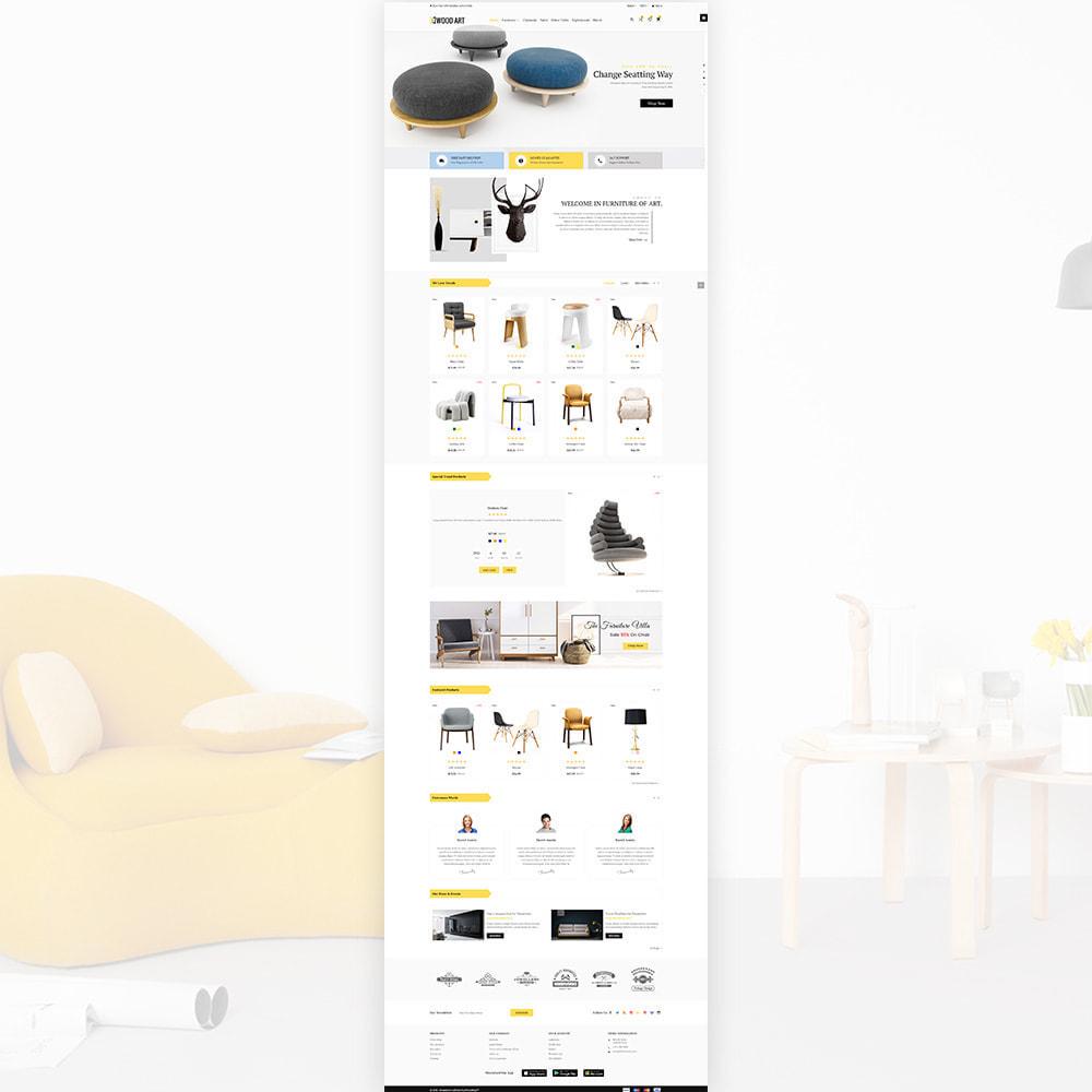 theme - Huis & Buitenleven - Wood Art Furniture–Wood Home–Decor Mega Super Store - 2
