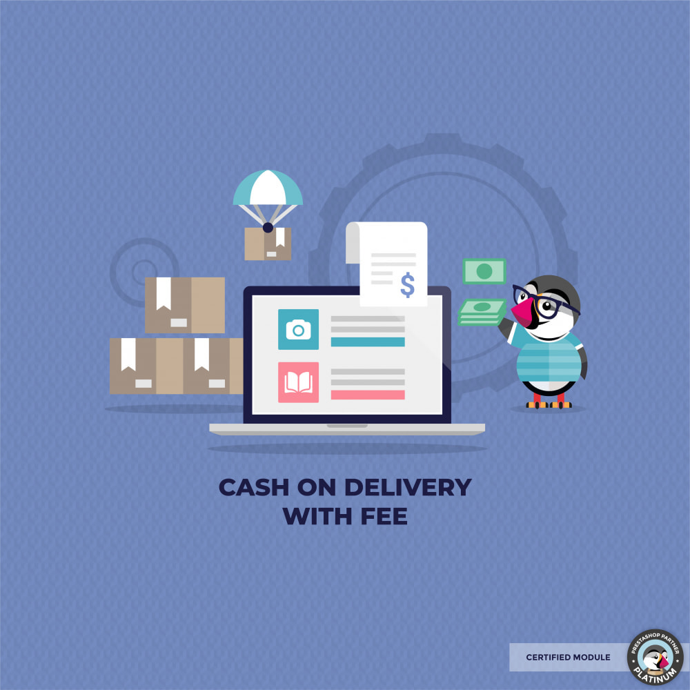 module - Cash On Delivery (COD) - Cashdelivery with fee (COD) - 1