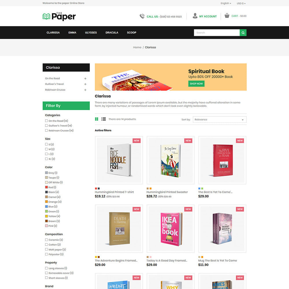 theme - Kunst & Kultur - Der Papierbuchladen - 4