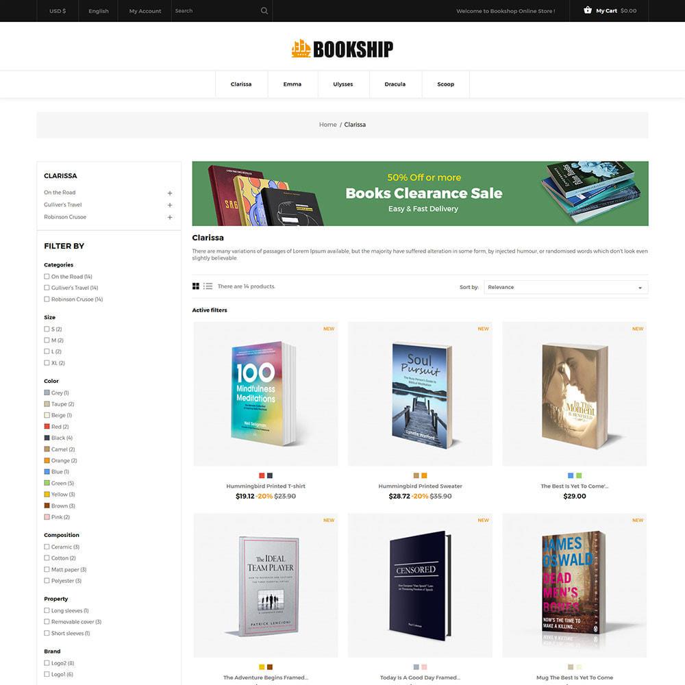 theme - Art & Culture - Bookship - Book Online Library Magazine Store - 4