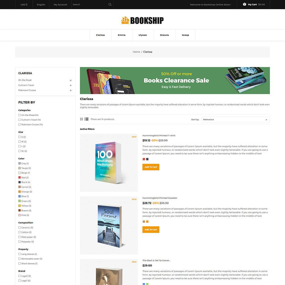 theme - Art & Culture - Bookship - Book Online Library Magazine Store - 5