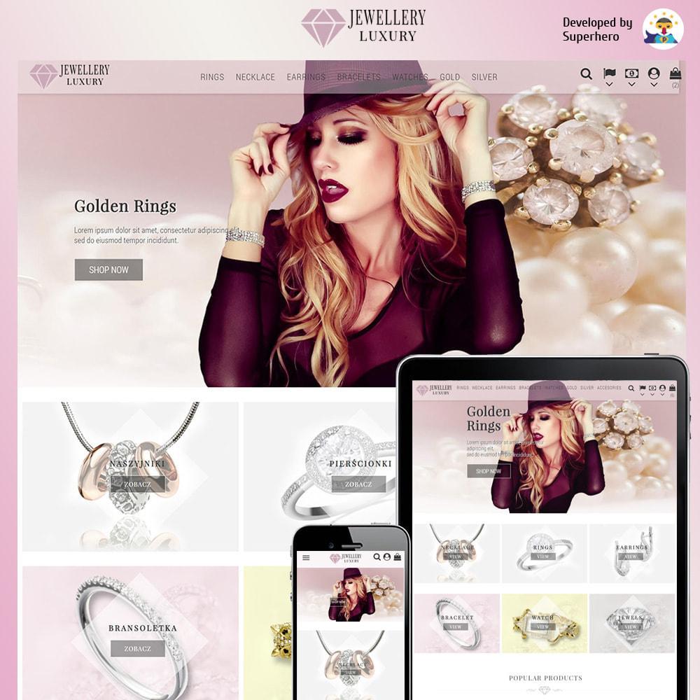 theme - Joalheria & Acessórios - Jewellery Luxury - 1
