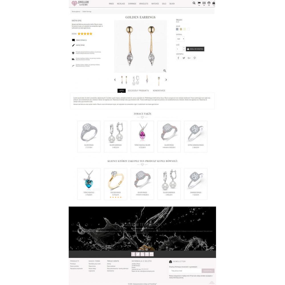 theme - Joalheria & Acessórios - Jewellery Luxury - 3