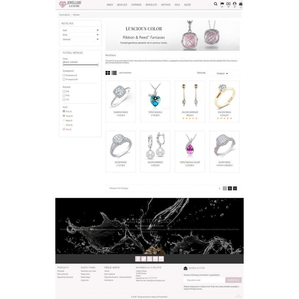 theme - Joalheria & Acessórios - Jewellery Luxury - 4