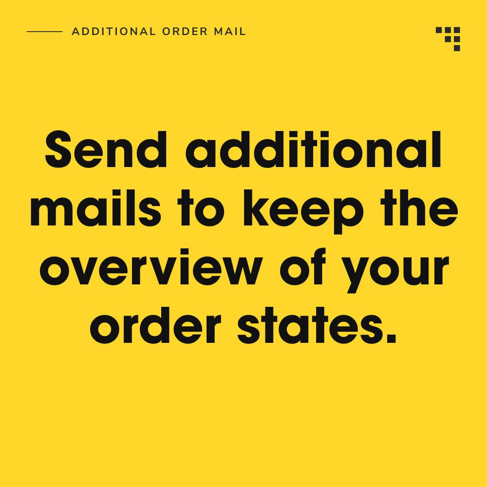module - Gestione Ordini - Additional Order Mail - 2