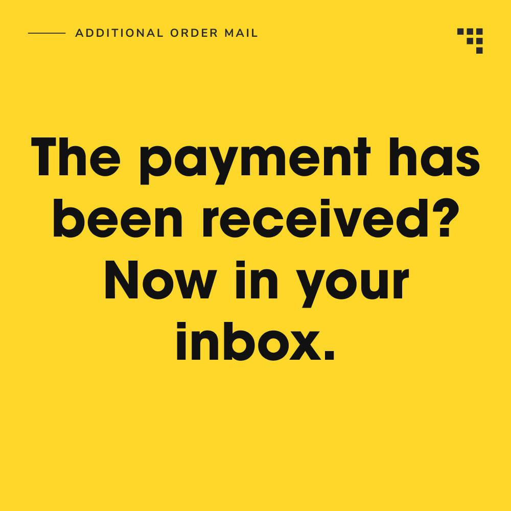 module - Gestione Ordini - Additional Order Mail - 3