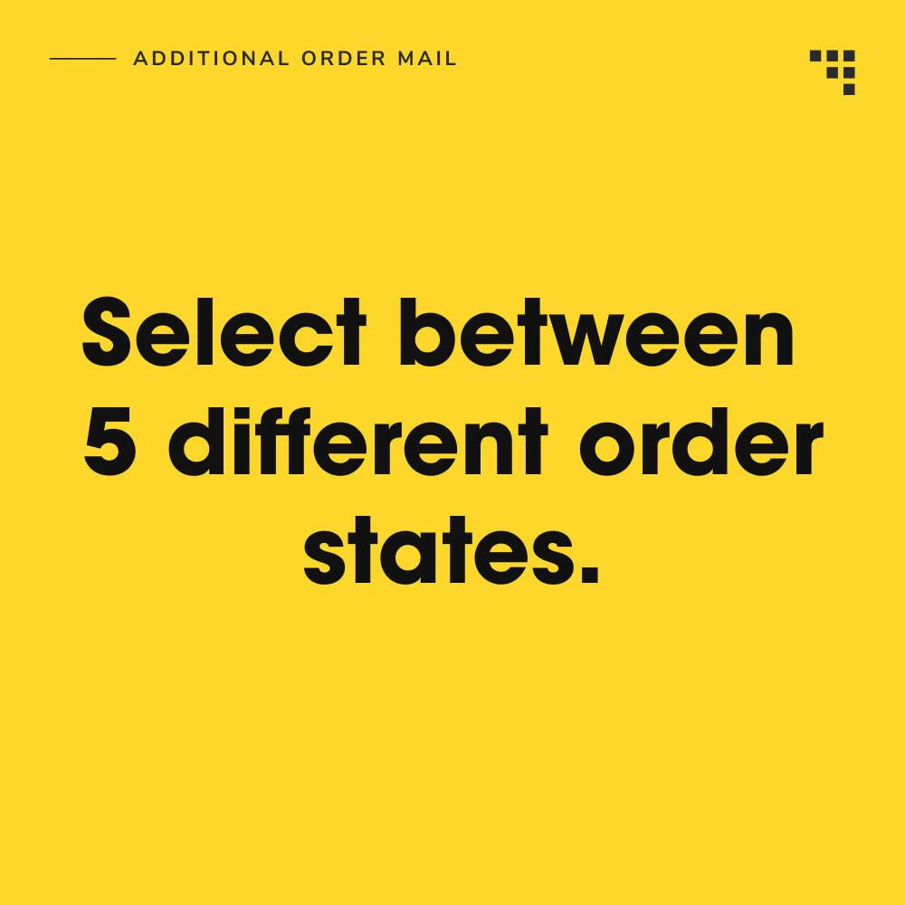 module - Gestione Ordini - Additional Order Mail - 4