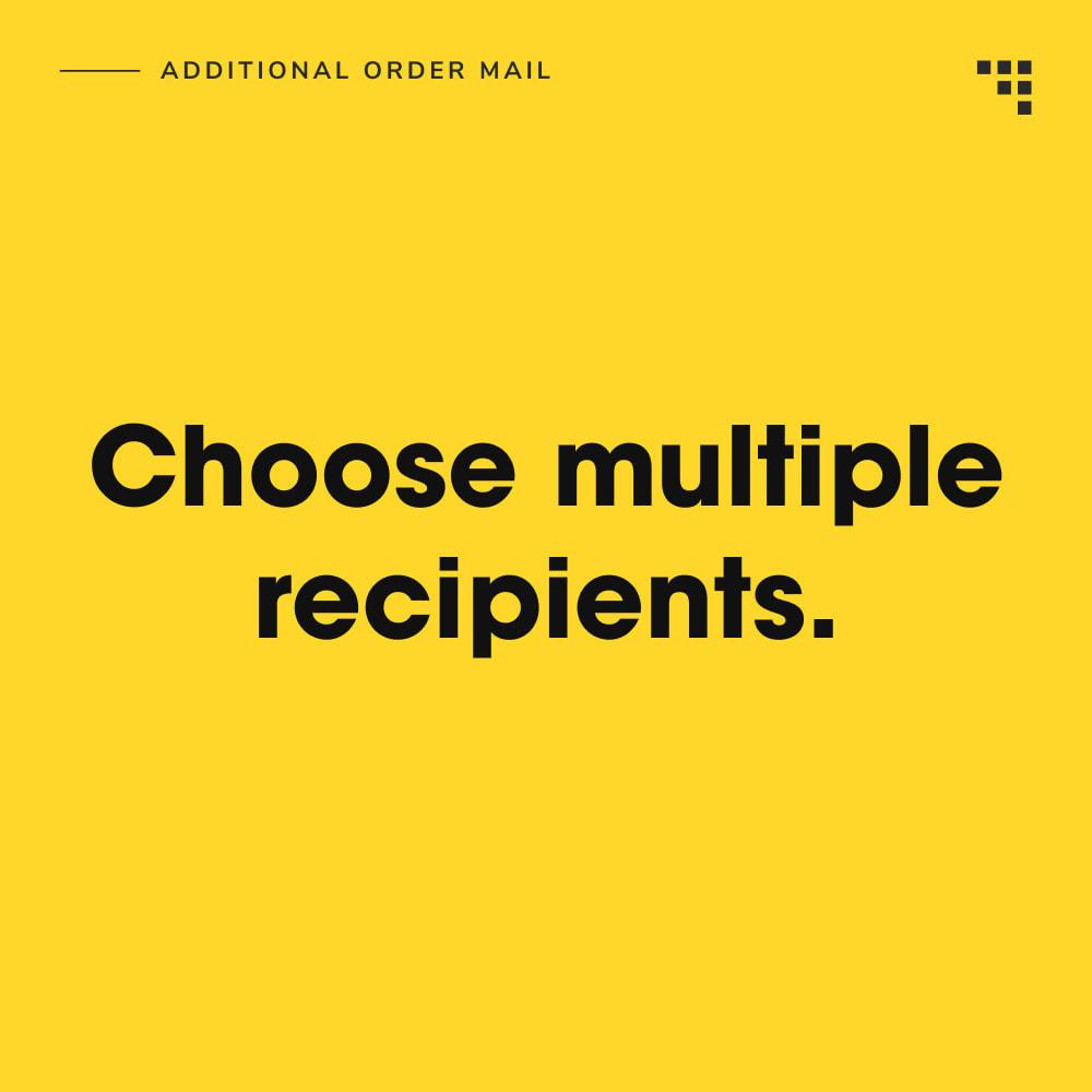 module - Gestione Ordini - Additional Order Mail - 5