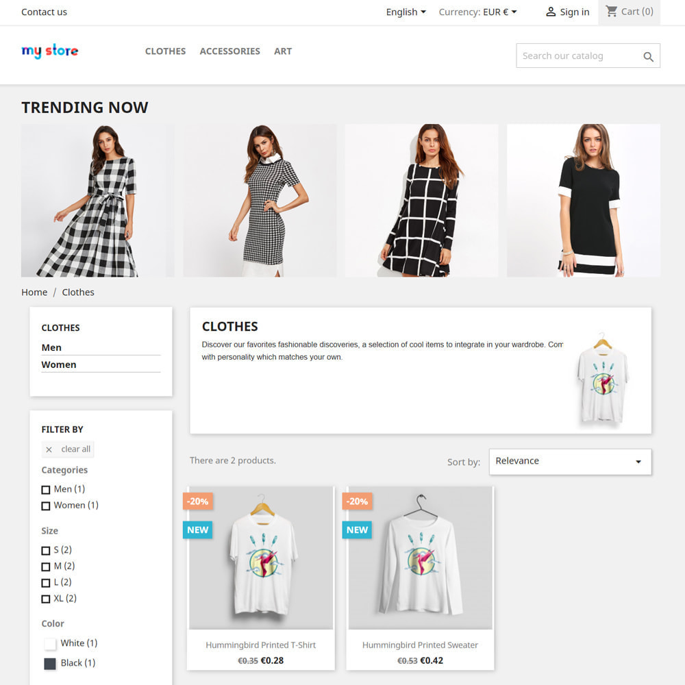 module - Slidery & Galerie - Product Slider in Category - 7