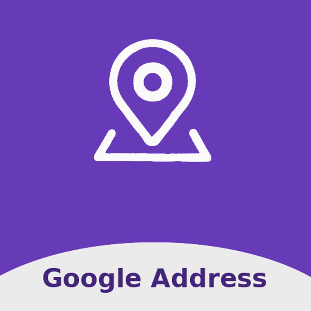 module - Proceso rápido de compra - Autocomplete Google Address - 1