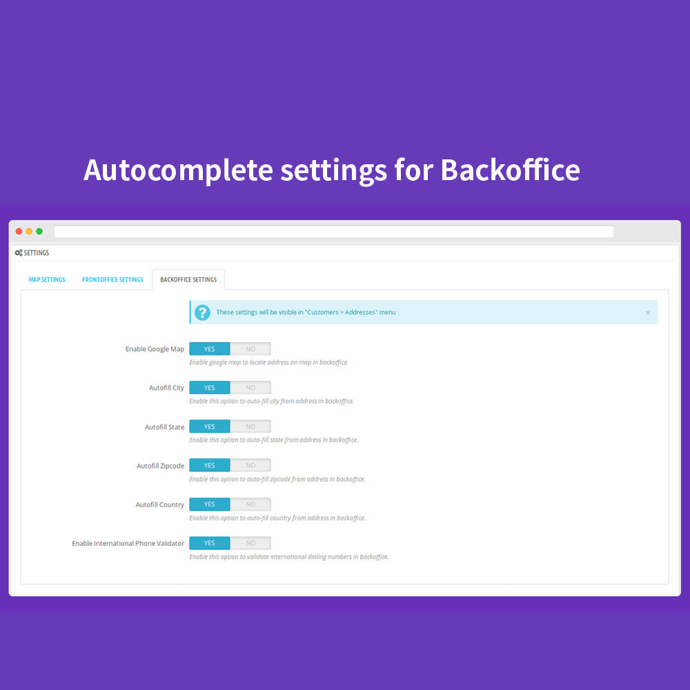 module - Proceso rápido de compra - Autocomplete Google Address - 4