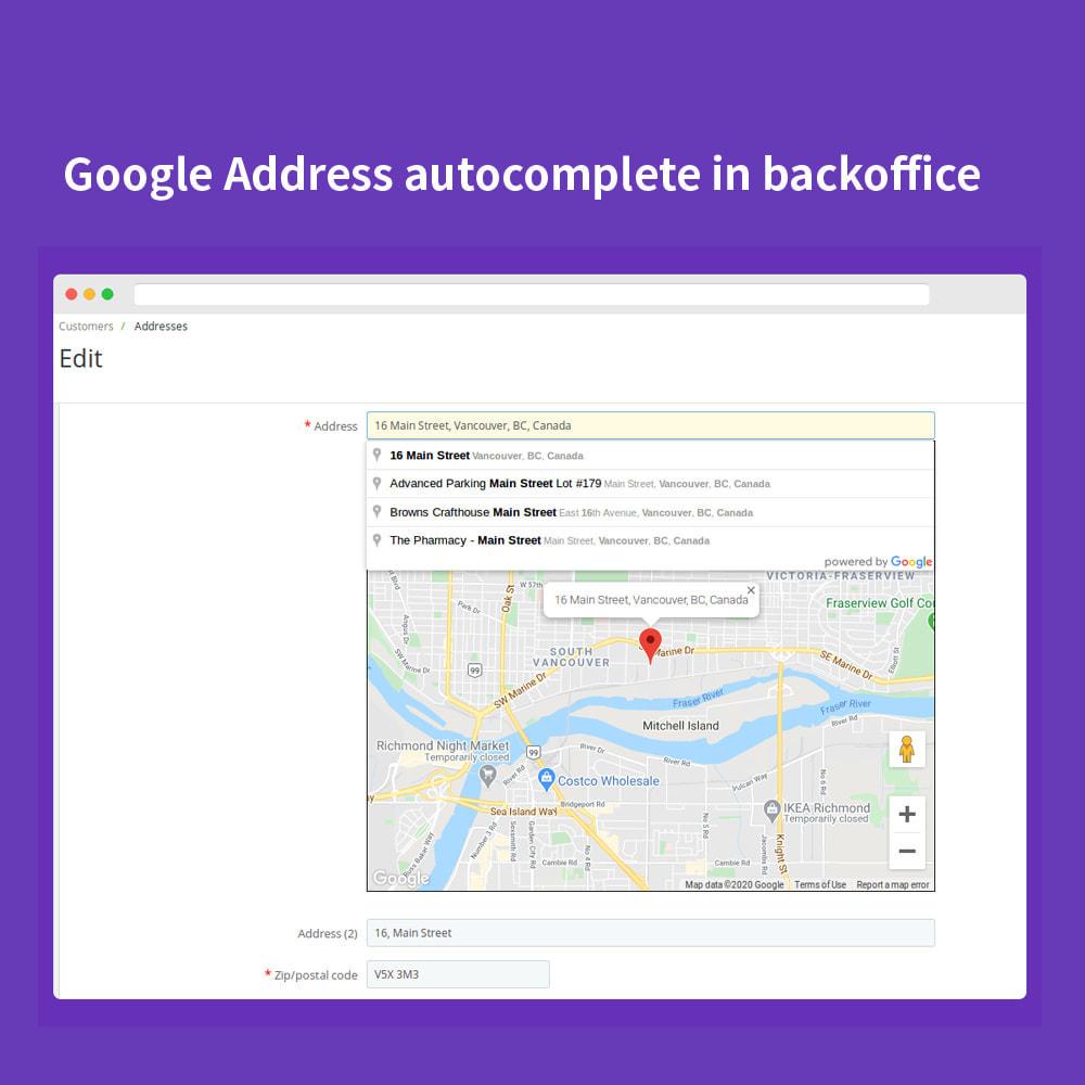 module - Proceso rápido de compra - Autocomplete Google Address - 10