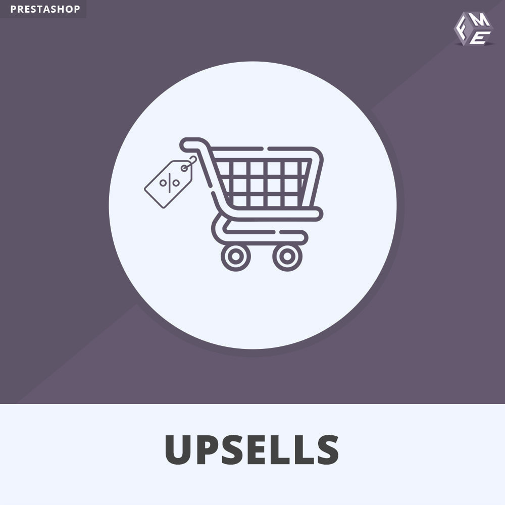 module - Cross-selling & Product Bundle - Upsell Products - Push on Cart - 1