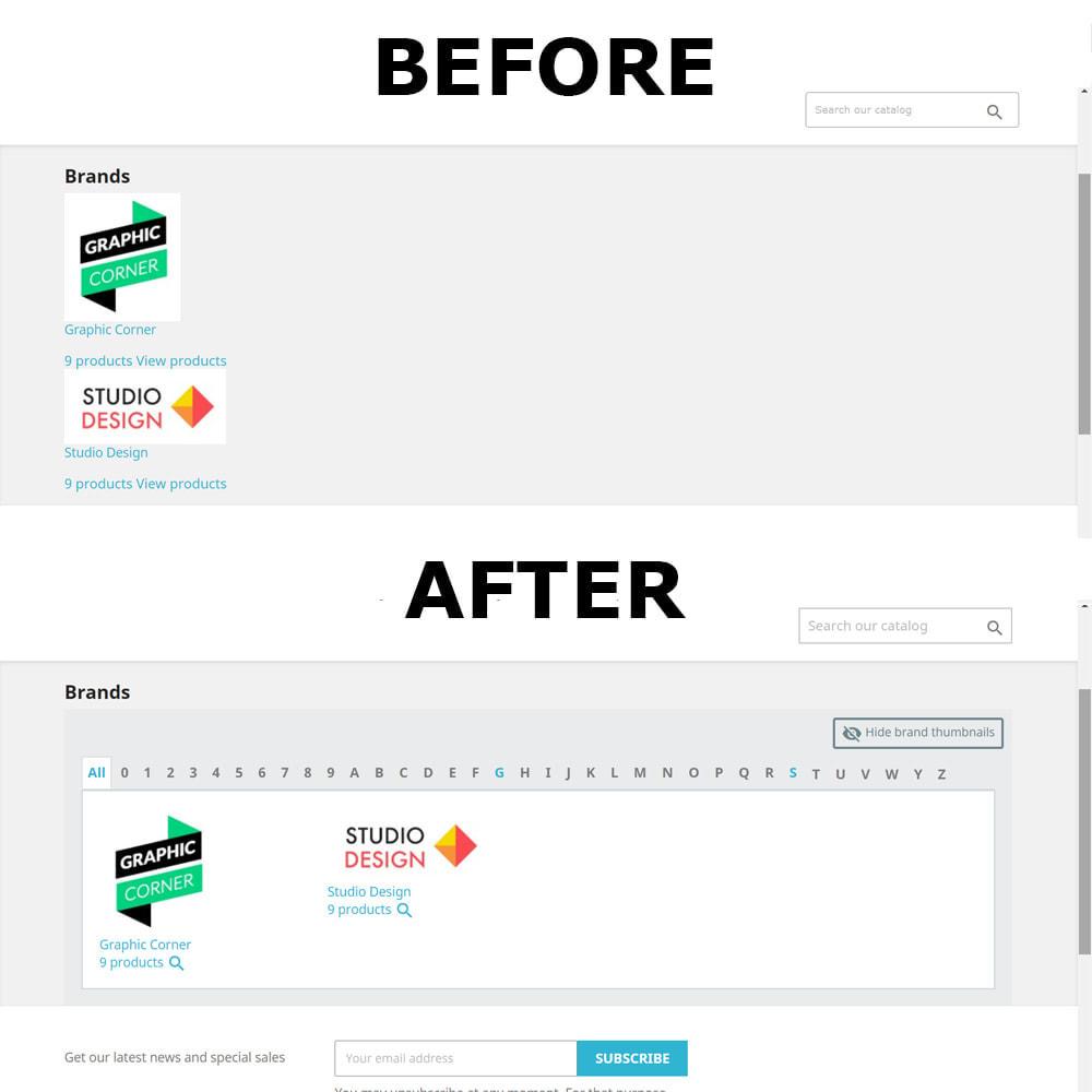 module - Marche & Produttori - Enhanced Custom Brands Page - 1