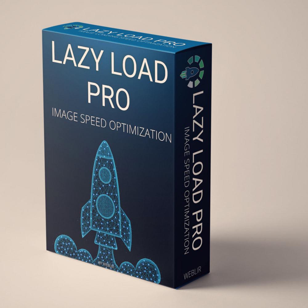 module - Website Performance - Lazy Load PRO - Image Speed Optimization - 1