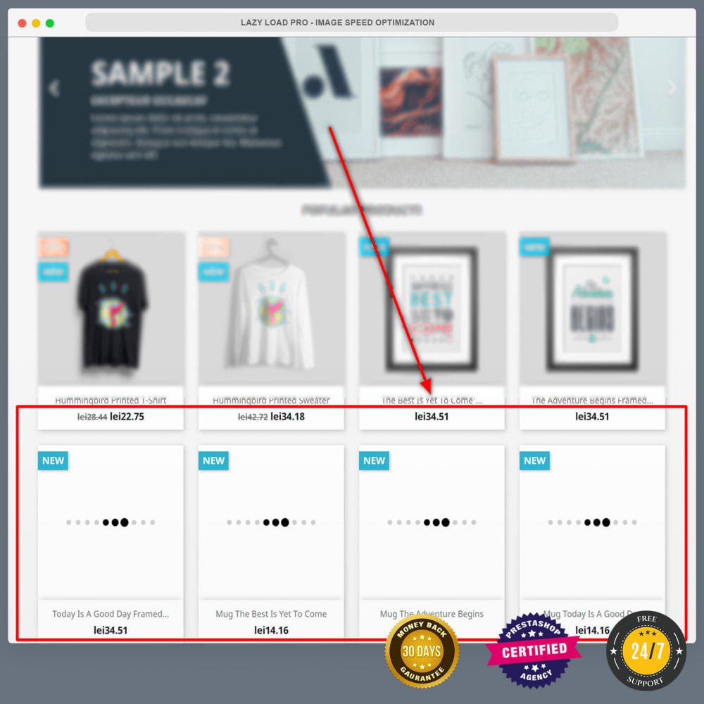 module - Website Performance - Lazy Load PRO - Image Speed Optimization - 7