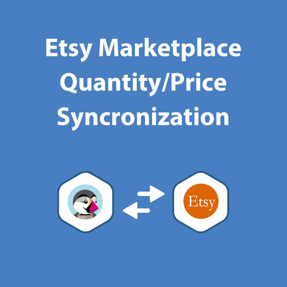 module - Revenda (marketplace) - Etsy Quantity and Price Sync - 1