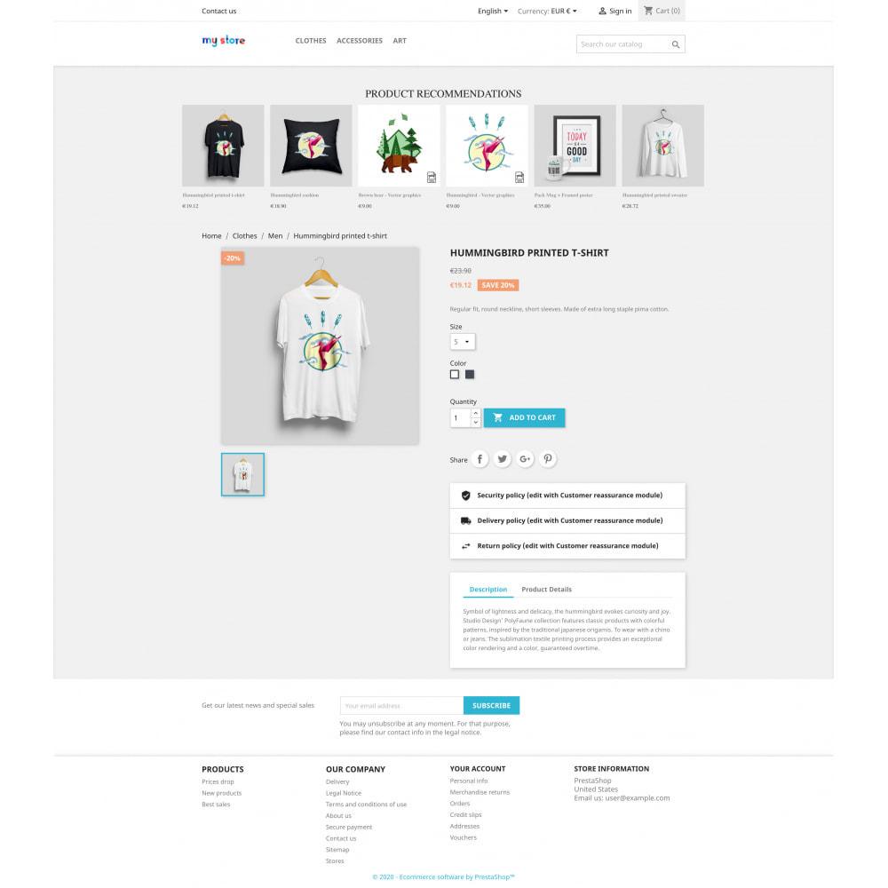 module - Vendas cruzadas & Pacotes de produtos - Product Recommendations by engage - 3