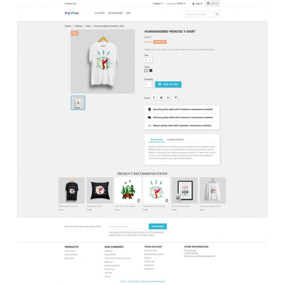 module - Vendas cruzadas & Pacotes de produtos - Product Recommendations by engage - 4