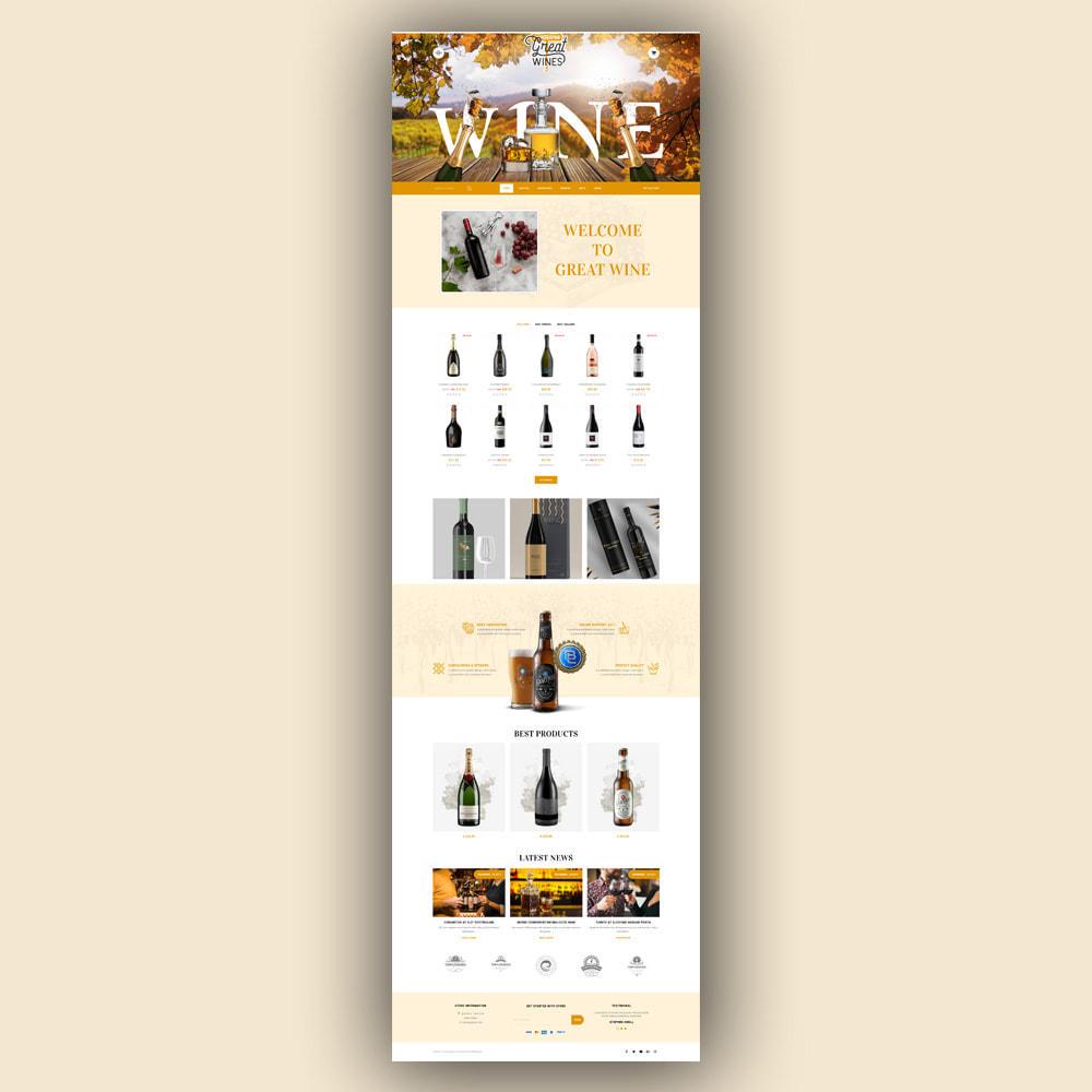 theme - Getränke & Tabak - Greatwine - Wine Store - 2