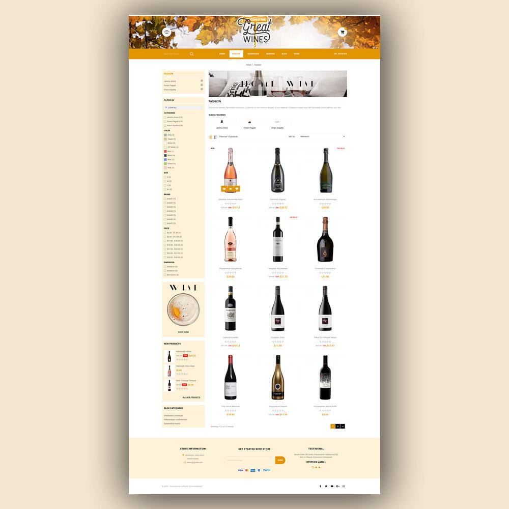 theme - Getränke & Tabak - Greatwine - Wine Store - 4