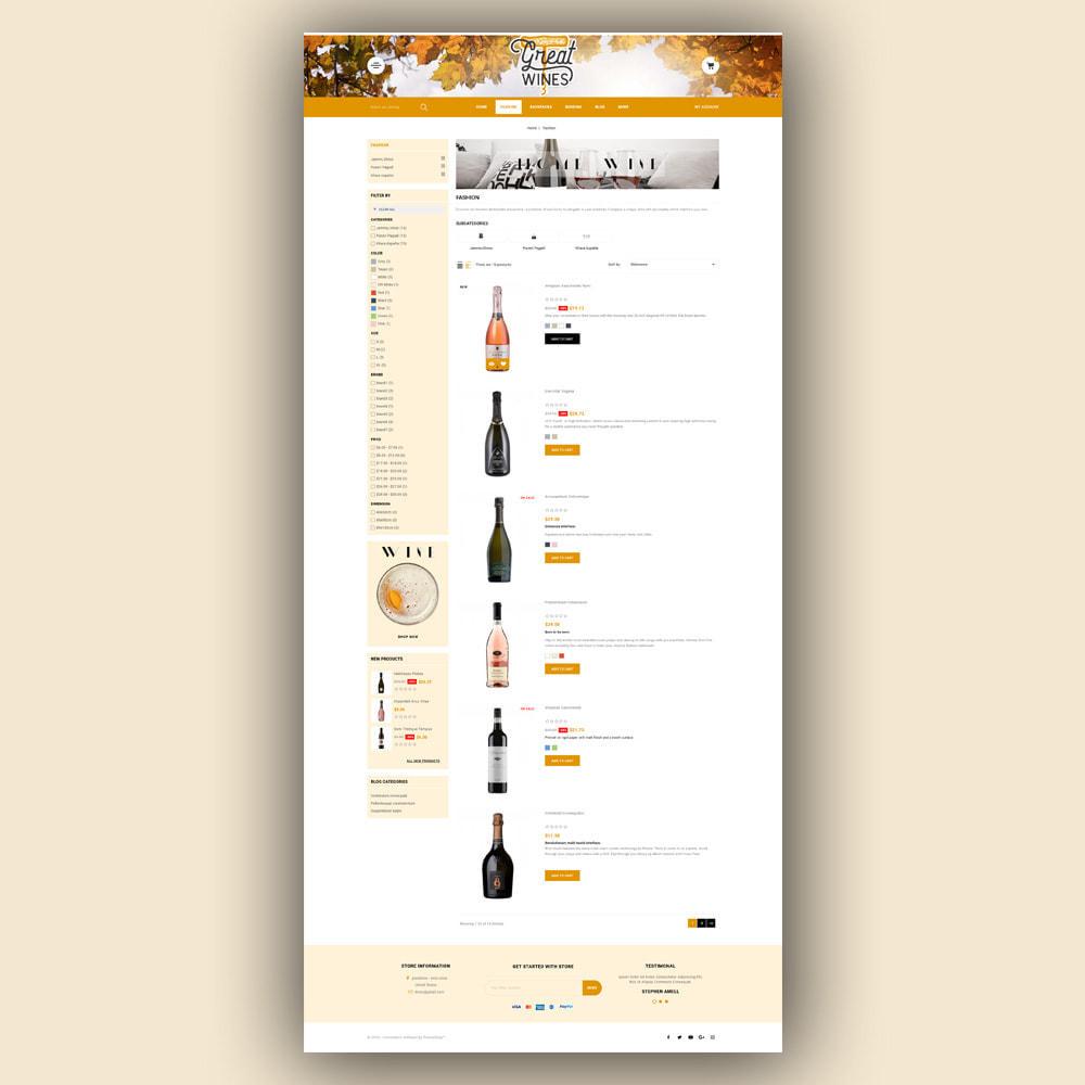 theme - Getränke & Tabak - Greatwine - Wine Store - 5