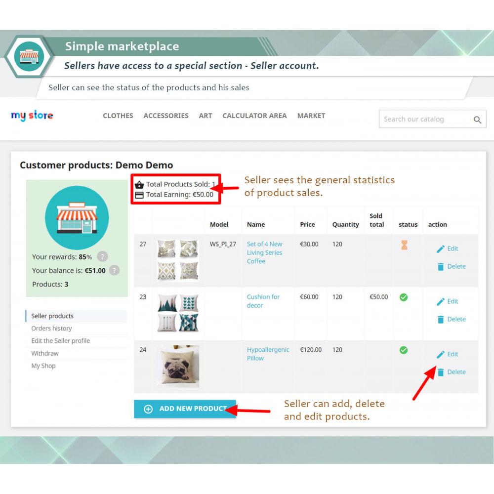 module - Criação de Marketplace - Simple marketplace - 1