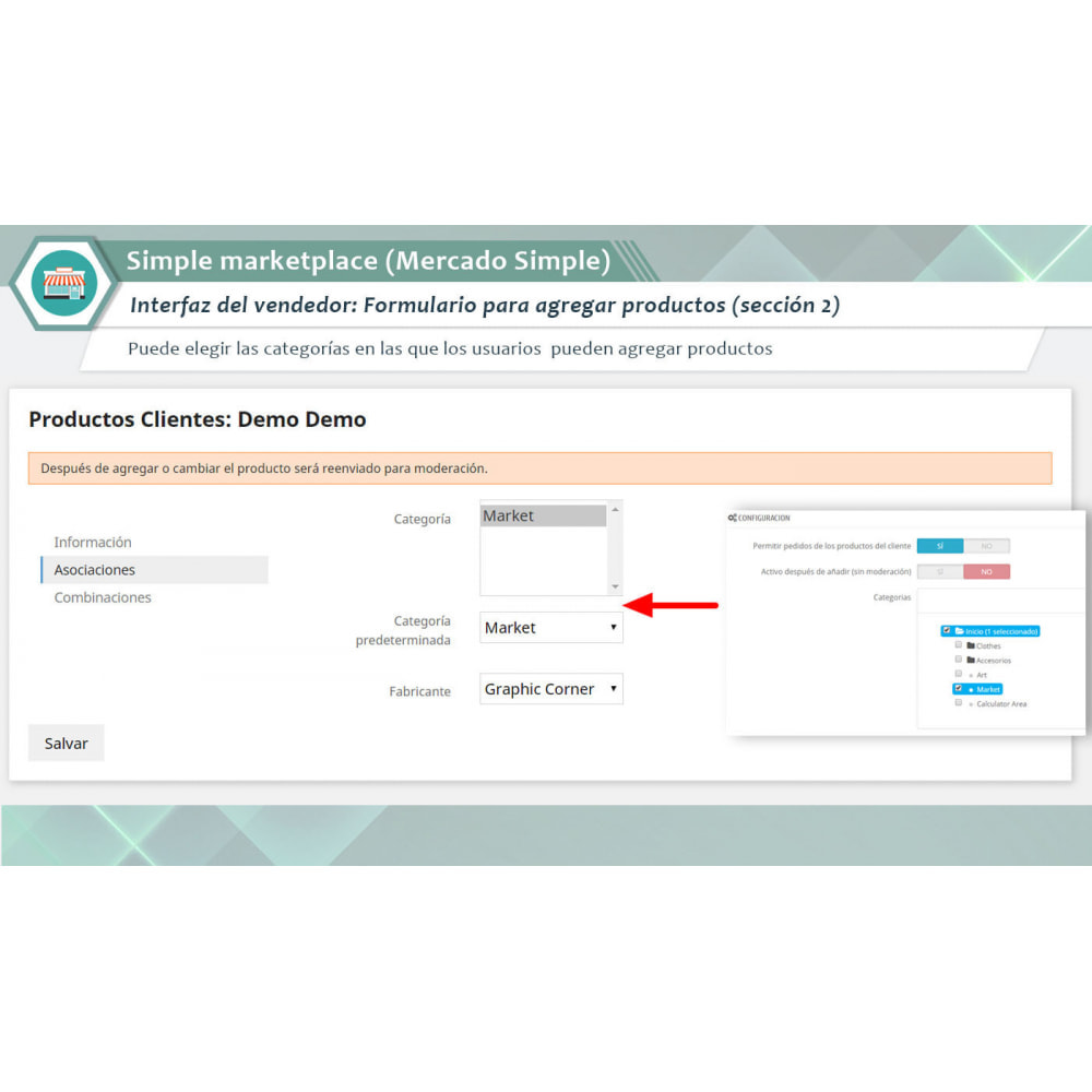 module - Creación de Marketplace - Simple Marketplace (Mercado Simple) - 3