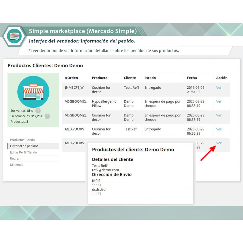 module - Creación de Marketplace - Simple Marketplace (Mercado Simple) - 5