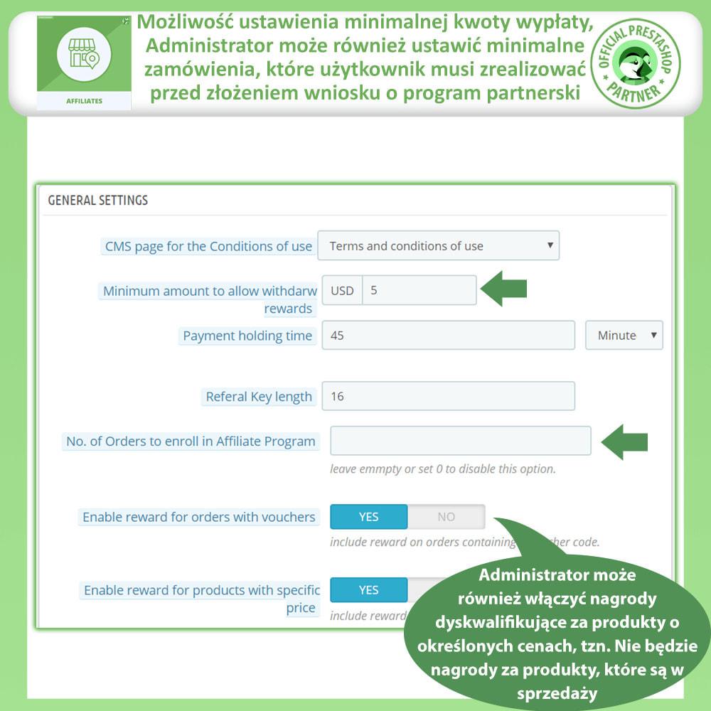module - Płatne pozycjonowanie & Afiliacja - Affiliate i program poleceń - 11