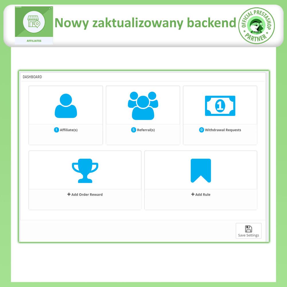 module - Płatne pozycjonowanie & Afiliacja - Affiliate i program poleceń - 12