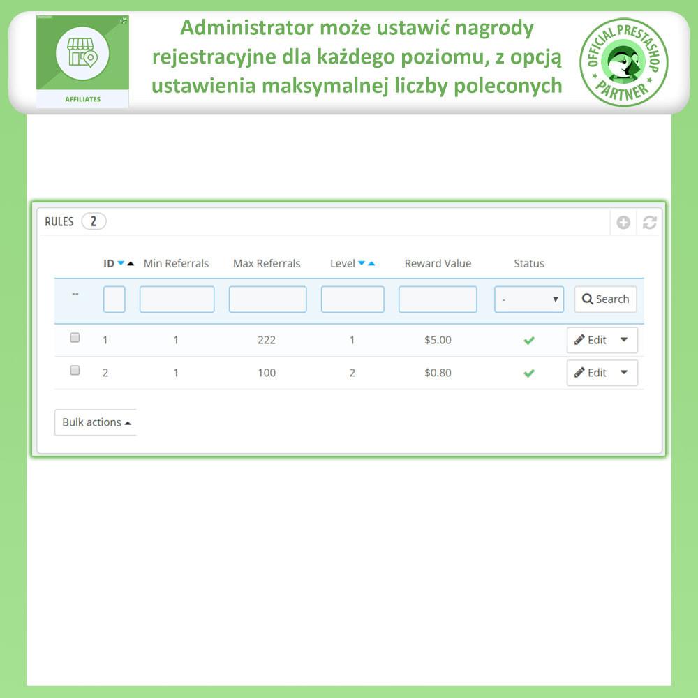 module - Płatne pozycjonowanie & Afiliacja - Affiliate i program poleceń - 19