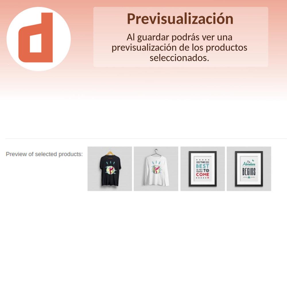 module - Productos en la página de inicio - Productos destacados por Ids - 4
