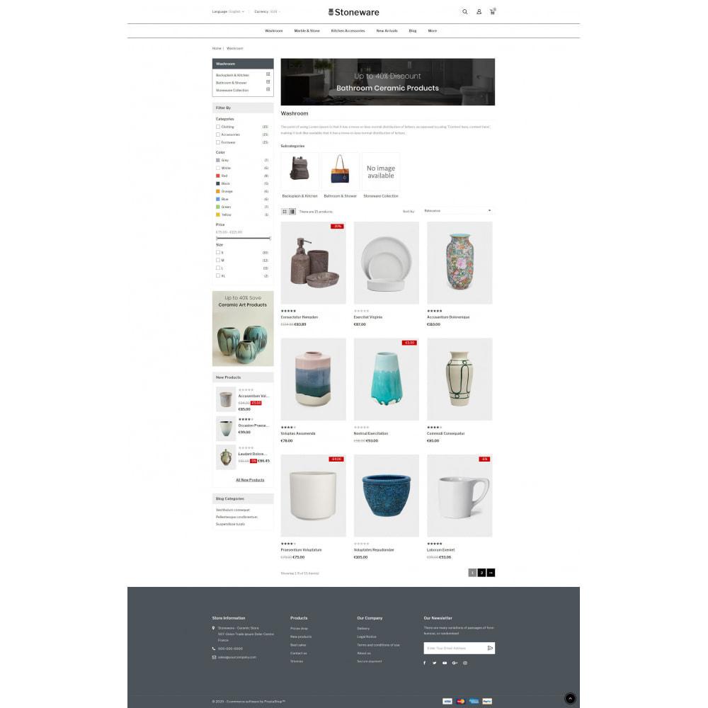 theme - Kunst & Cultuur - Stoneware - Ceramic Store - 3