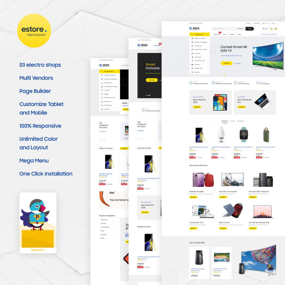 theme - Arte e Cultura - Estore | Multi-Vendor & Marketplace | Digital Store - 2