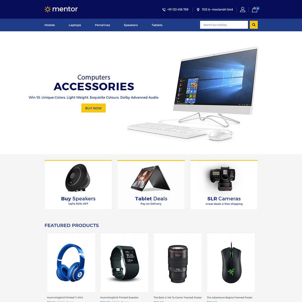 theme - Electronics & Computers - Mobile Electronics - Digital Computer Laptop Store - 2