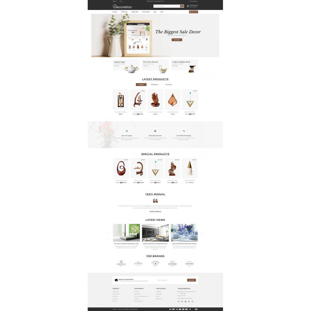 theme - Arte & Cultura - Home Decor Store - 2